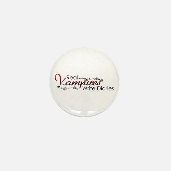 The Vampire Diaries Mini Button