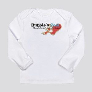 Bubbie's Hot Flashes Long Sleeve Infant T-Shirt