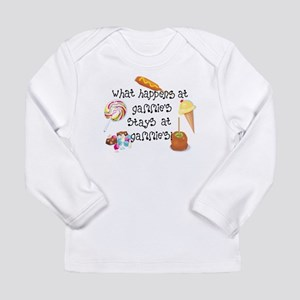 What Happens at Gammie's... Long Sleeve Infant T-S
