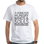 Home For Hungry Minds & Souls Classic T-Shirts