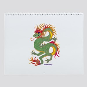 Dragon Wall Calendar