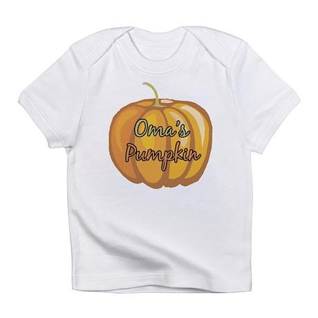 Oma's Pumpkin Infant T-Shirt