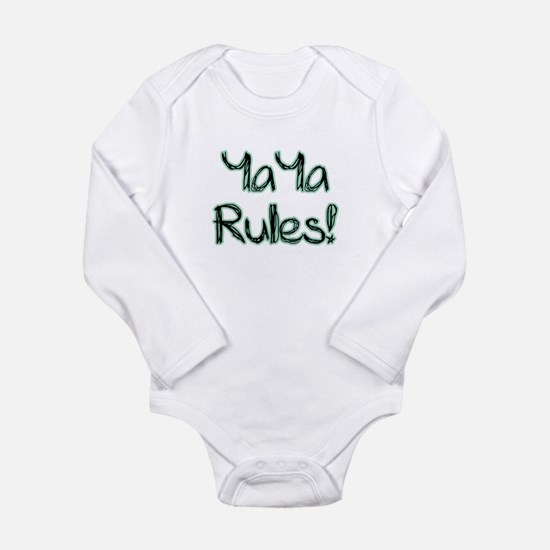 YaYa Rules! Baby Outfits