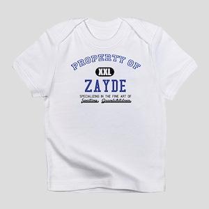 Property of Zayde Infant T-Shirt