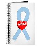 Lt. Blue Hope Journal