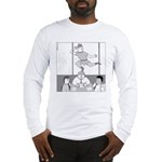 Peter and the City (no text) Long Sleeve T-Shirt