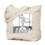 Peter and the City (no text) Tote Bag