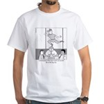 Peter and the City White T-Shirt