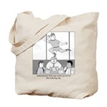 Peter and the City Tote Bag