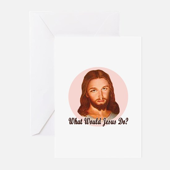 Jesus Greeting Cards (Pk of 10)