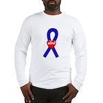 Blue Hope Long Sleeve T-Shirt