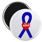 Blue Hope Magnet