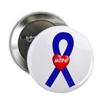Blue Hope Button
