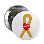 Gold Hope Button