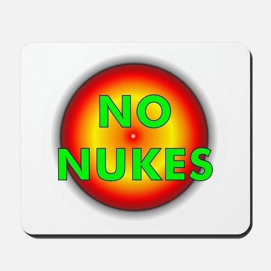 No Nukes Mousepad