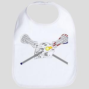 Lacrosse Helmet Bib