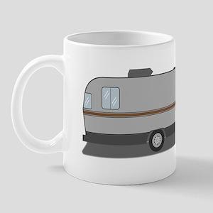 Classic Airstream Motor Home Mug