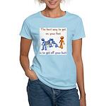 The Best Way Women's Light T-Shirt