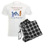 The Best Way Men's Light Pajamas
