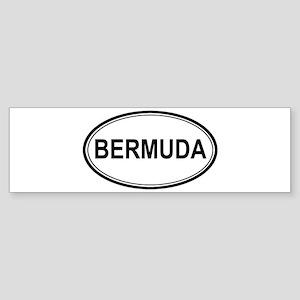 Bermuda Euro Bumper Sticker