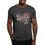Outlaw Mascot Dark T-Shirt
