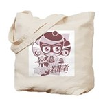 Outlaw Mascot Tote Bag