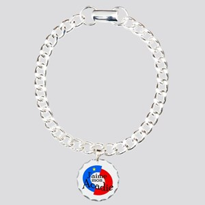 Acadie Charm Bracelet, One Charm
