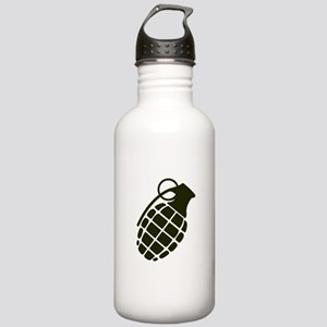 grenade Stainless Water Bottle 1.0L