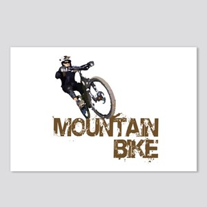 Mountain Bike Postcards (Package of 8)