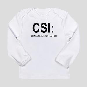 CSI:Crime Scene Investigation Long Sleeve Infant T
