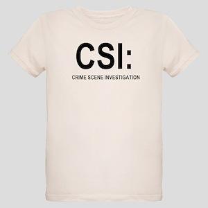 CSI:Crime Scene Investigation Organic Kids T-Shirt