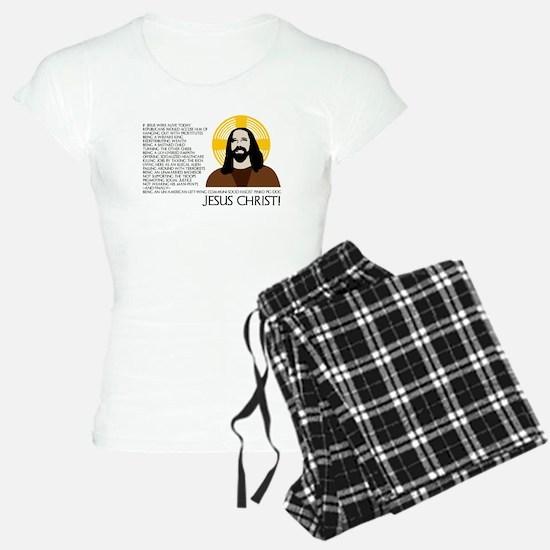 Un-American Jesus Pajamas