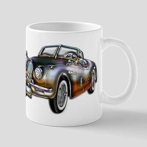 Convertible Classic Metallic Mug
