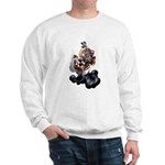 Steampunk Space-Chimp Sweatshirt