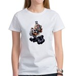 Steampunk Space-Chimp Women's T-Shirt