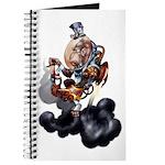 Steampunk Space-Chimp Journal