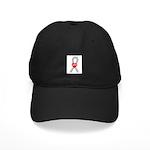 Gray Hope Black Cap