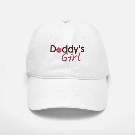 Daddy's Girl Baseball Baseball Cap
