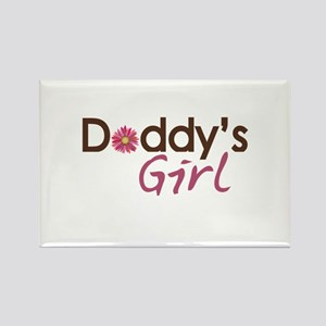 Daddy's Girl Rectangle Magnet