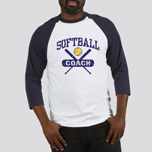Softball Coach Baseball Jersey