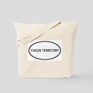 Yukon Territory Euro Tote Bag