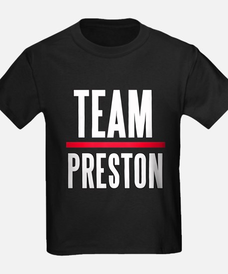 Team Preston Grey's Anatomy T