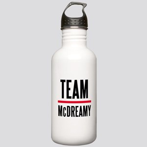 Team McDreamy Grey's Anatomy Stainless Water Bottl