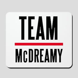Team McDreamy Grey's Anatomy Mousepad