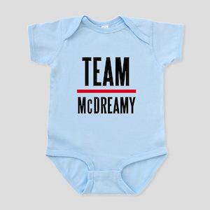 Team McDreamy Grey's Anatomy Infant Bodysuit