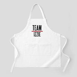 Team Izzie Grey's Anatomy Apron