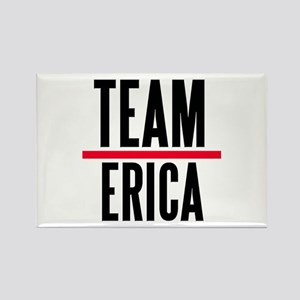 Team Erica Grey's Anatomy Rectangle Magnet