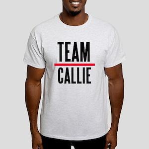 Team Callie Grey's Anatomy Light T-Shirt