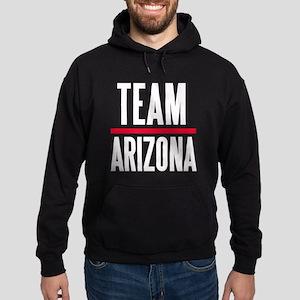 Team Arizona Grey's Anatomy Hoodie (dark)