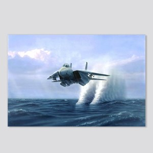 Postcards (Package of 8)F-14